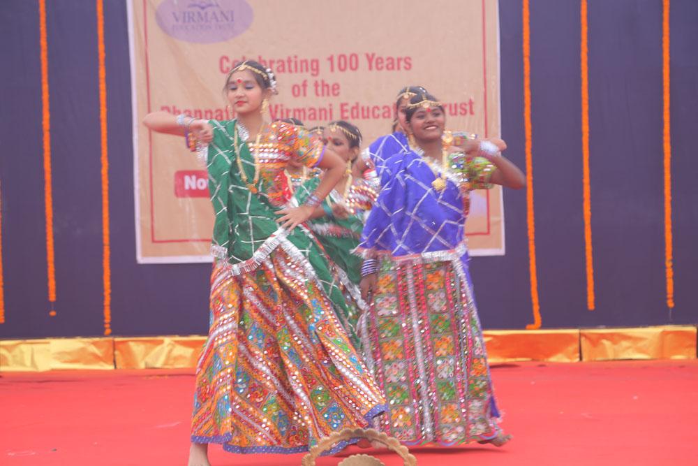 Garbha dance